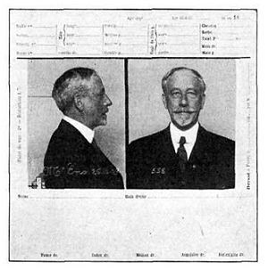 William Phelps Eno - Honorary driver's license for William Phelps Eno, issued by A. Bertillon, Préfecture de Police, Nancy, France, 1912