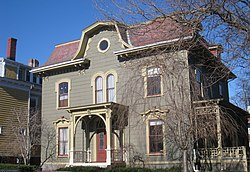William R. Jones House - 307 Harvard Street, Cambridge, MA - IMG 4138.JPG