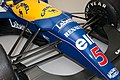 Williams FW14B front suspension Donington Grand Prix Collection.jpg