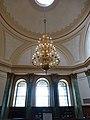 Wilson Library, Second Floor Reading Room chandelier.jpg