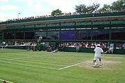 Wimbledon Grojean 2004 RJL