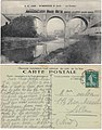 Wimereux (P. de-C) — Le Viaduc (P.de C) verso recto.jpg