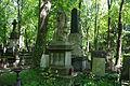 Wincenty Trojanowski (grób).JPG