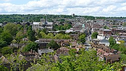 Winchester From St.Giles's Hill - geograph.org.uk - 1313868.jpg