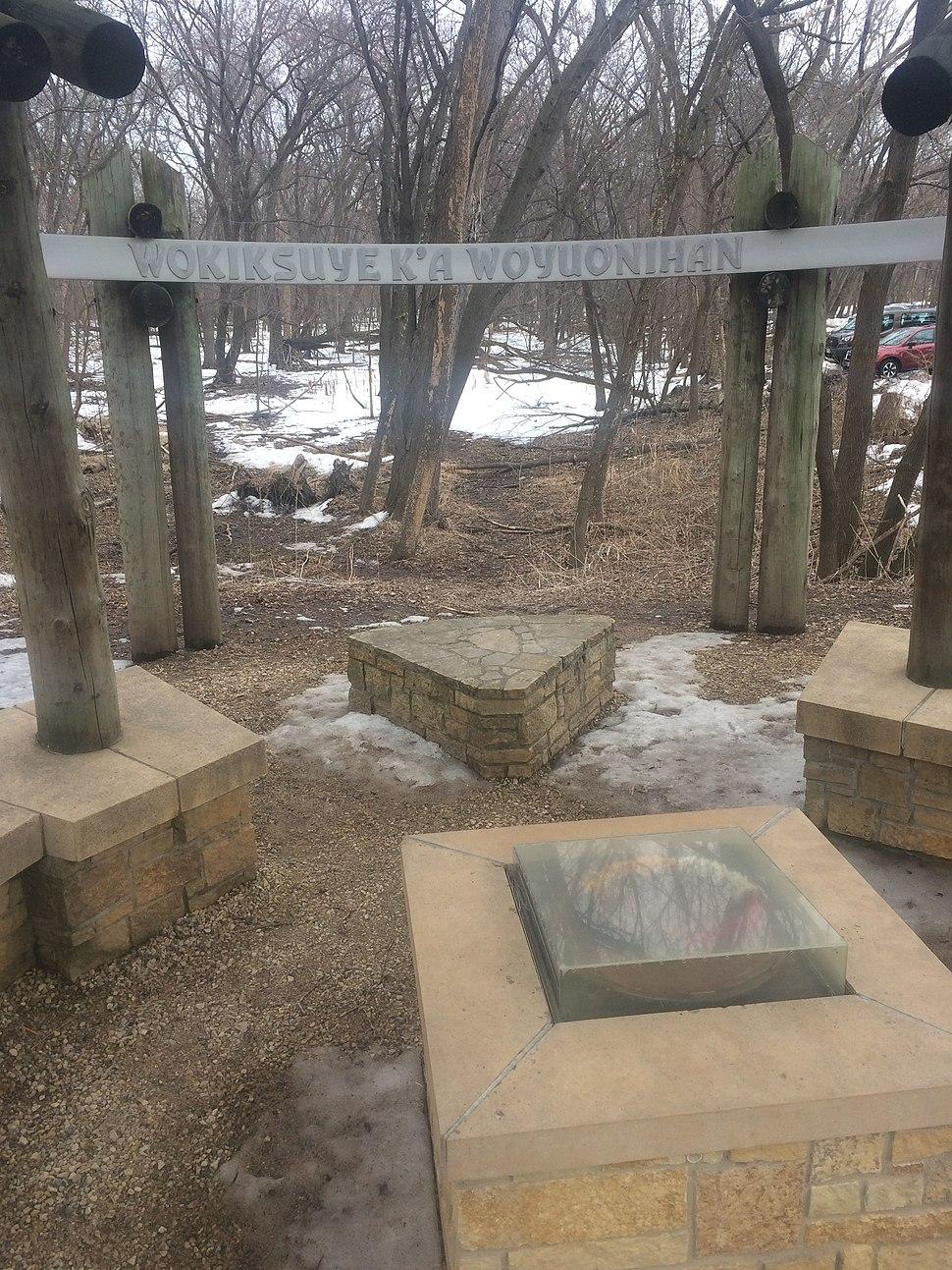 Wokiksuye K'a Woyuonihan Memorial
