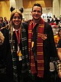 WonderCon 2011 - Hogwarts students (Slytherin and Griffindor) (5593343479).jpg