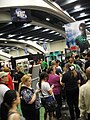 WonderCon 2011 - lining up to meet Ryan Reynolds and Blake Lively (5581410580).jpg