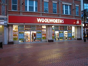 Woolworths Reading