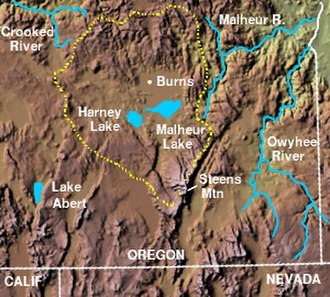 Harney Basin - Image: Wpdms shdrlfi 020l harney basin