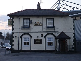 """Turf Hotel - Turf Hotel, """"packed out every matchday"""""""