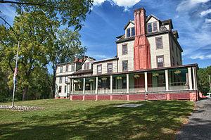 Caleb Smith State Park Preserve - Caleb Smith House