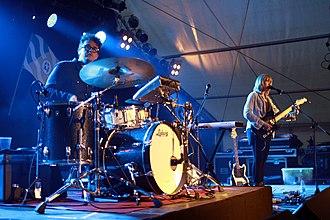 Wye Oak (band) - Image: Wye Oak 2014