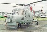 XZ236 Westland Lynx HMA8 Royal Navy at RIAT 1993 (6926760656).jpg