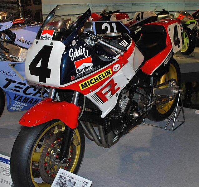638px Yamaha FZ750 28for the Daytona 200 198629
