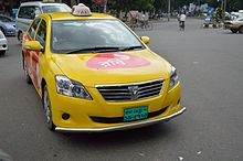 new concept d6099 ebeef Taxicabs by country - Wikipedia