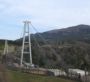 Kokonoe, Ōita - The Kokonoe Yume (Dream) Suspension Bridge