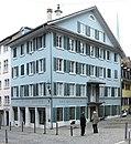 """Zürich Neumarkt 23 """"Zum Büffel"""".JPG"""