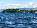 Zürichsee - Halbinsel Au IMG 2567.JPG