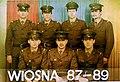 Załoga strażnicy WOP Gierałcice, 1989 (23).jpg