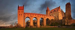Kwidzyn Castle - Kwidzyn Castle