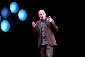 Zubin Damania - Dr. Damania Speaking at TEDMED 2013