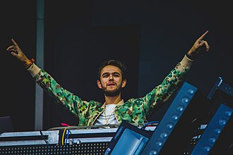 Zedd - Zedd performing at the 2017 VELD Music Festival