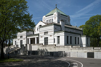 Funeral Museum Vienna - The museum is located in mortuary 2