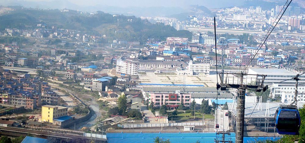 Zhangjiajie - Wikipedia