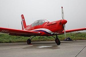 Zlín Z 42 - Zlin Z-142