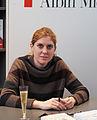Zoé Shepard — Salon du livre de Paris - 24 mars 2013.JPG