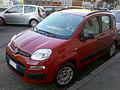 """"""" 12 - ITALY - Fiat Panda 2012 Rossa Camera ZOOM FX 01.jpg"""