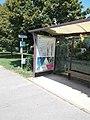 'Ipari Park, Innonet központ' bus stop, 2018 Győr.jpg