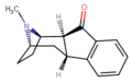 (1R,2S,10R,12S)-15-methyl-15-azatetracyclo(10.2.1.0²,¹⁰.0⁴,⁹)pentadeca-4(9),5,7-trien-3-one.png