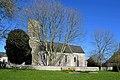 Église Saint-Clément d'Osmanville (Saint-Clément). Vue sud.jpg
