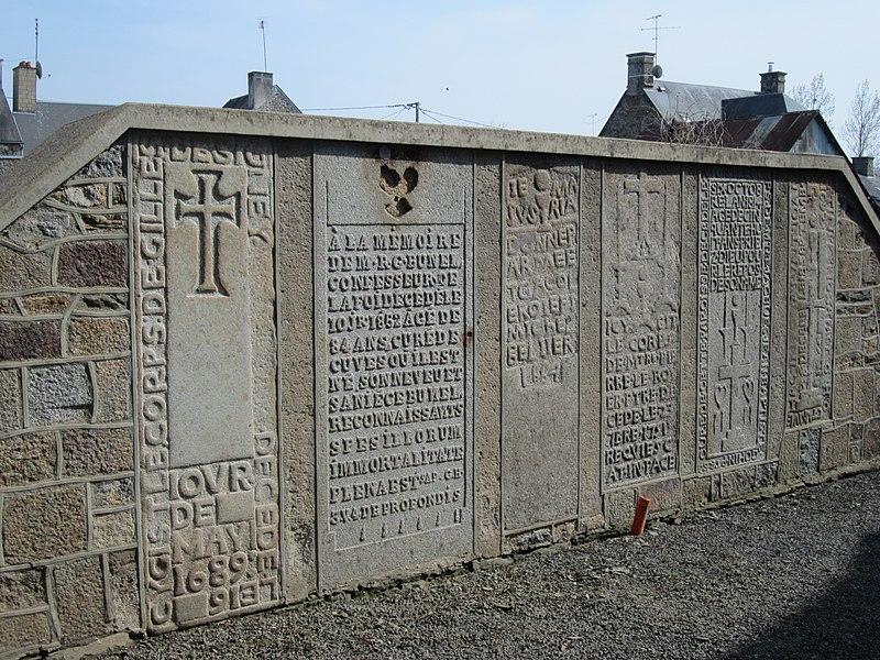 Église Saint-Denis de fr:Cuves