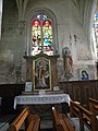 Église Saint-Denis de Sérifontaine autel gauche 1.JPG