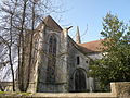 Église Saint-Pierre-et-Saint-Paul de Baron extérieur 8.JPG