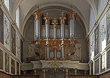 Église Saint-Pierre des Chartreux de Toulouse - Orgue de tribune.jpg