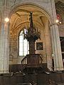 Église de Chaumont-en-Vexin chaire 2.JPG
