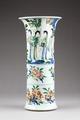 Östasiatisk keramik. Vas från Ming-dynastin - Hallwylska museet - 95931.tif