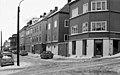 Øvre Møllenberg gate med Rosenborg gate 21 til høyre Møllenberg (1970) (8734076427) (2).jpg