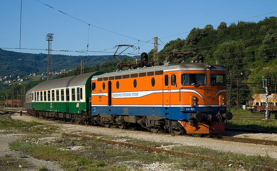 ŽRS 441 at Doboj