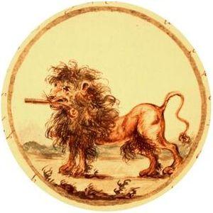 Žemaičių Naumiestis - Coat of arms (1792)