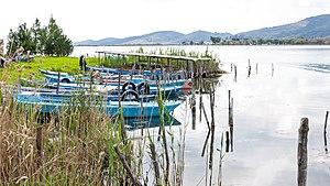 Missolonghi–Aitoliko Lagoons - Missolonghi-Aitoliko lagoons