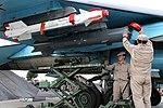 Будни авиагруппы ВКС РФ на аэродроме Хмеймим в Сирии (47).jpg