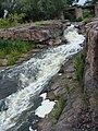 Буцький каньйон, Водоспад «Вир» 1.jpg