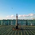 Дворцовая площадь. Вид с главного штаба.jpg