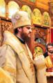 Епископ Нефтекамский и Октябрьский Амвросий провёл службу в Михаило-Архангельском храме в селе Шаран (2).png