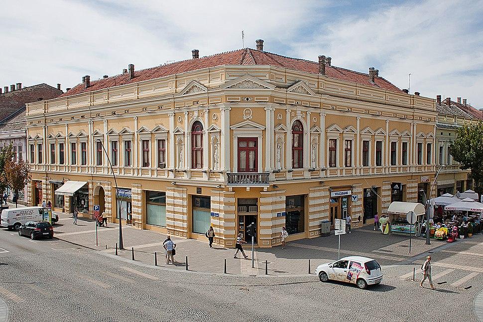 """Зграда """"Борова"""" 2"""