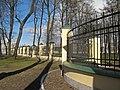 Каменноостровский дворец, ограда по Каменноостровскому пр.jpg